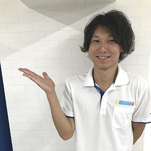店長川田卓洋