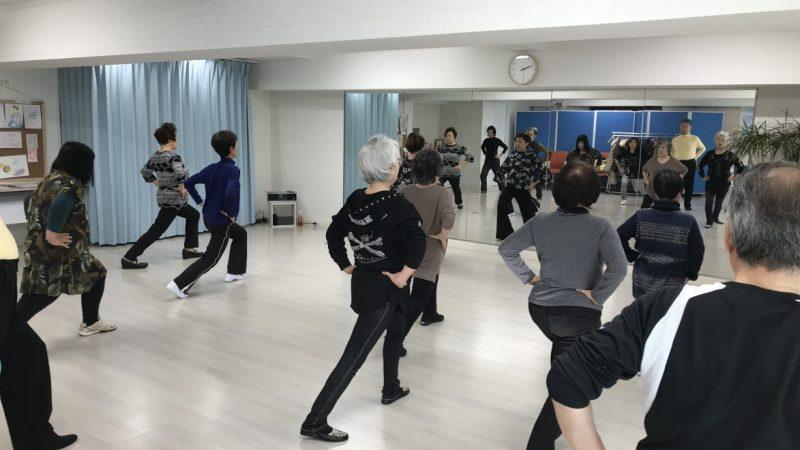 ストレス解消!!ディスコダンス教室