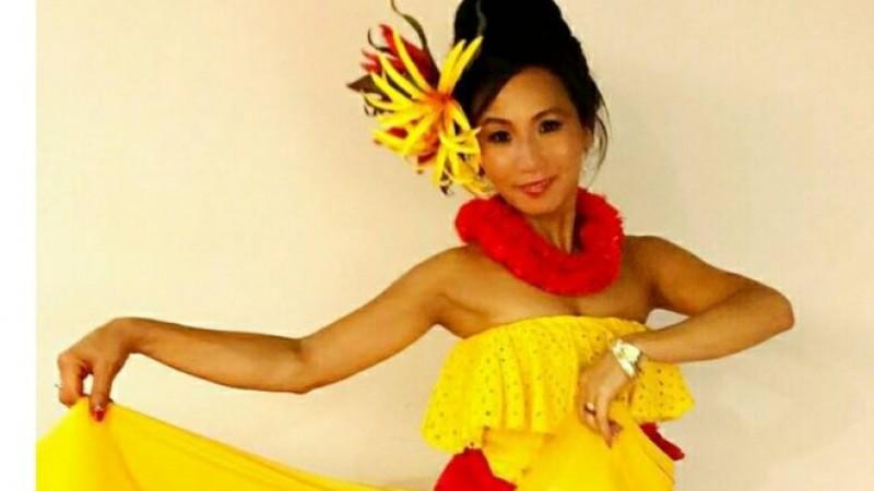 有酸素運動のコアフラフィットネス・青春の曲と共にフラダンスを踊ろう