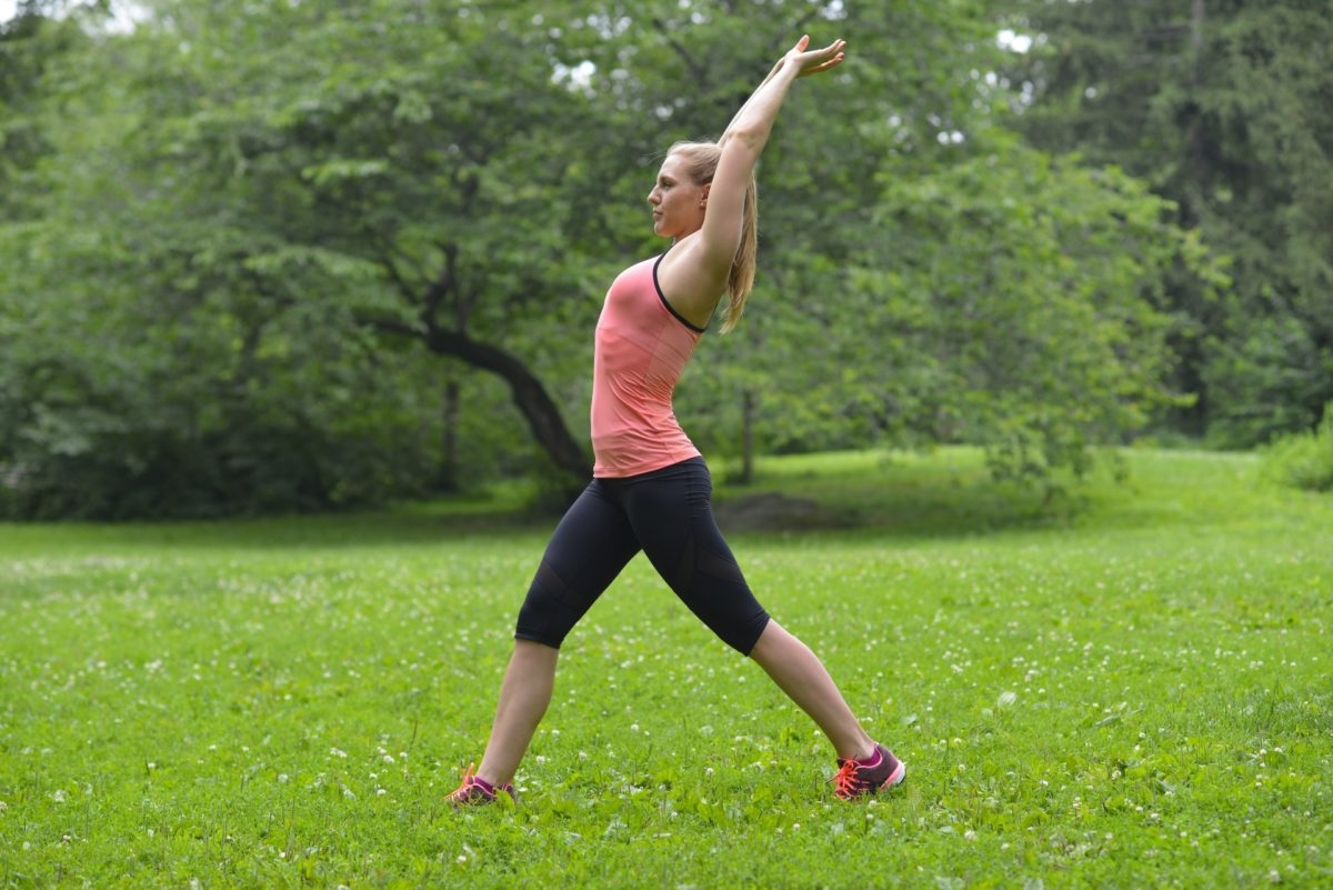良い姿勢は「ストレッチ」で体を柔らかく