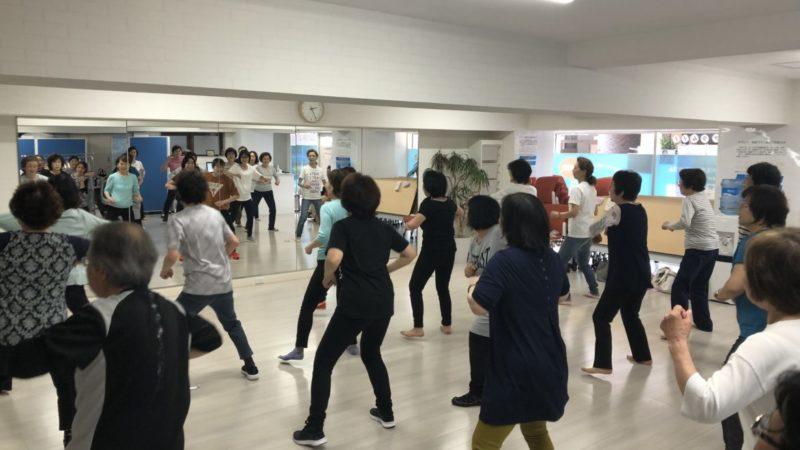 ダンスプログラム♪
