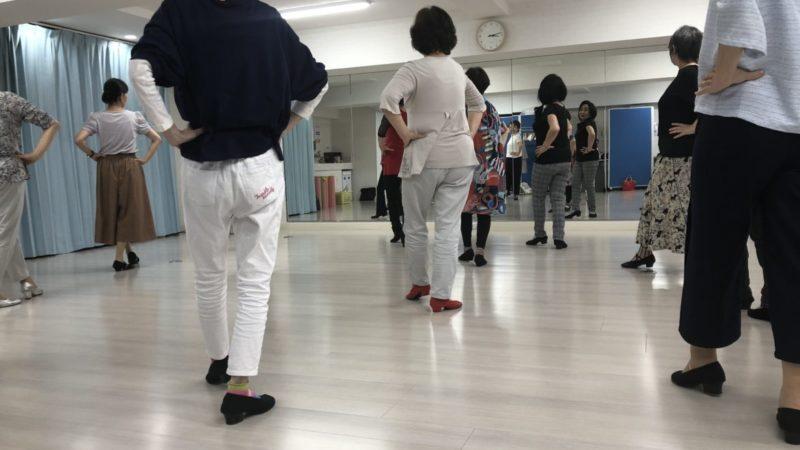 ダンス日和♪