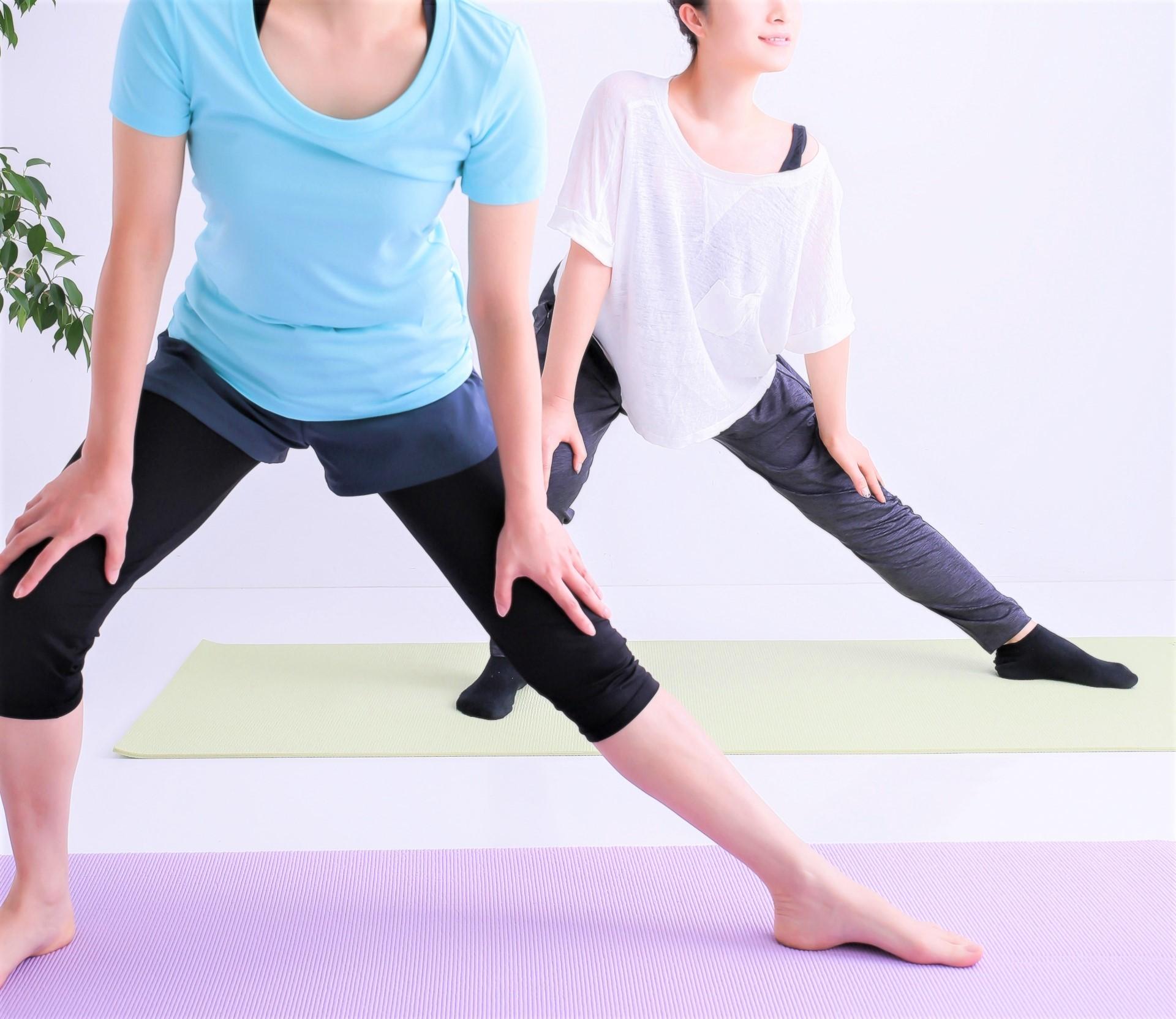 正しい運動と食習慣