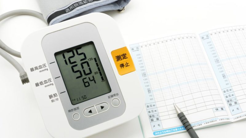 高血圧は食事で改善できる!?本気で血圧を下げるには運動が必要?